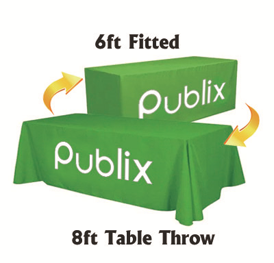 6'/8' Convertible Table Throw